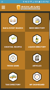 American Bars - Find a Bar- screenshot thumbnail