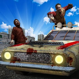 Crazy Zombies Car Wars 3D for PC and MAC