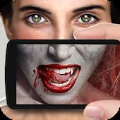 Vampire Photo You Diary