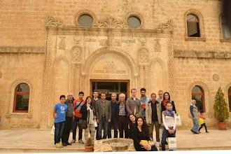 Photo: Meeting at the Artuklu University in Mardin