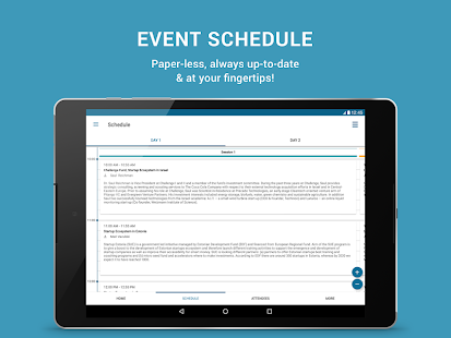 Eventory - event management and planning app- screenshot thumbnail