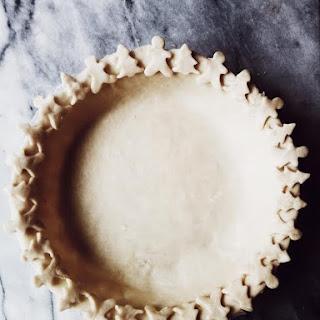 Italian Olive Oil Pie Crust.