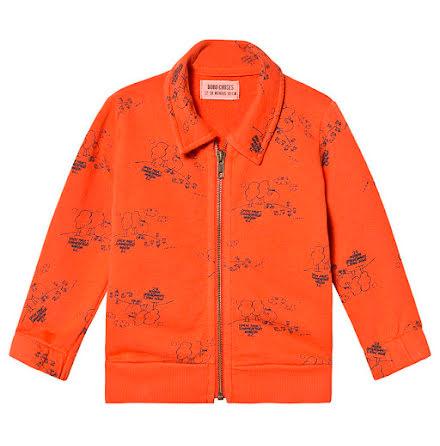 BoBo Choses Tangerine Sweatshirt
