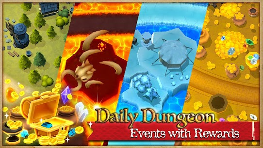 Beast Quest Ultimate Heroes Mod Apk Download For Android and Iphone 5