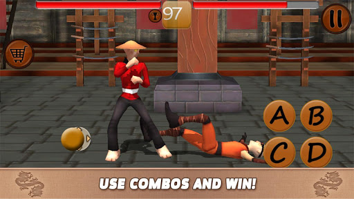 Deadly Masters Of Shaolin|玩冒險App免費|玩APPs