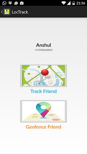 LocTrack - Location Tracker