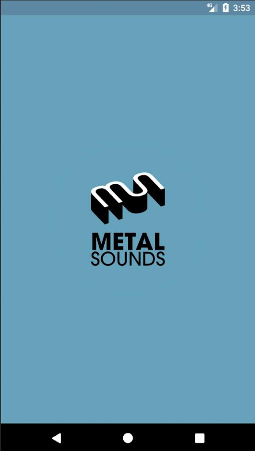 Metal Sounds- screenshot