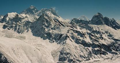 Photo: Lhotse und Makalu