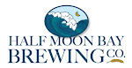 Logo of Half Moon Bay Magic Beer Genie Ocho Baril