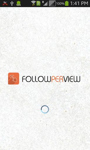 Follow Per View