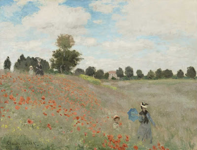Poppy Field - Google Cultural Institute