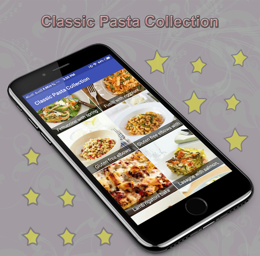 Classic Pasta Collection 1.0 screenshots 8