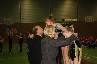 Photo: 3e plaats NK airtumbling Individueel springen