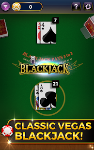 Blackjack+- screenshot thumbnail