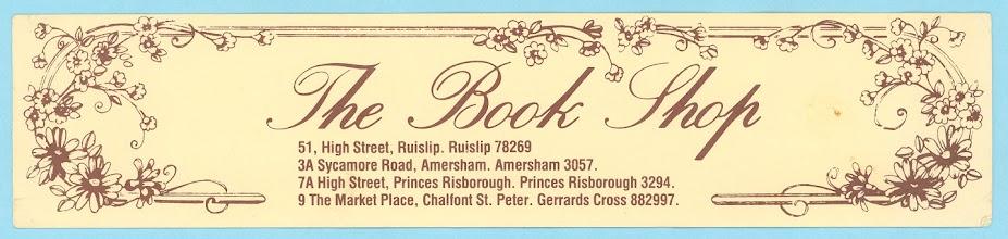Photo: Book Shop (Ruislip)