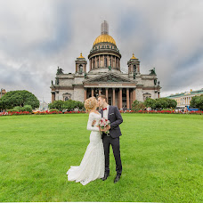 Wedding photographer Yuliya Makhova (Mae4ka). Photo of 27.10.2016