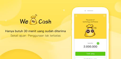 WeCash -  Pinjaman Uang Cepat  Sekali Pengajuan for PC