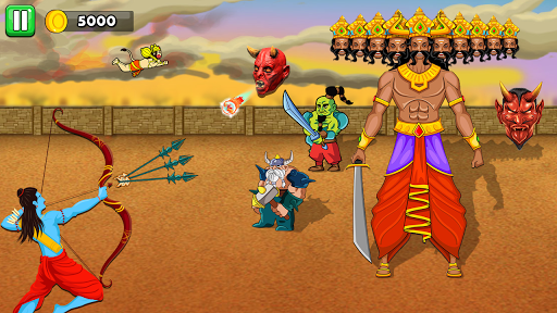Kill The Ravan 1.4 {cheat|hack|gameplay|apk mod|resources generator} 4