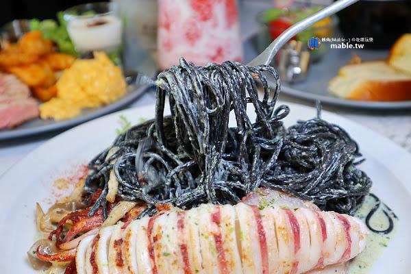 夏佐廚房:都市叢林風環境全日供餐,近鼎中路文藻商圈