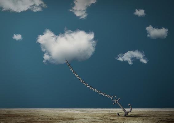 Nuvola prigioniera di Marcedusano