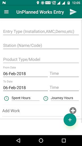 eEmployee 1.7 screenshots 5