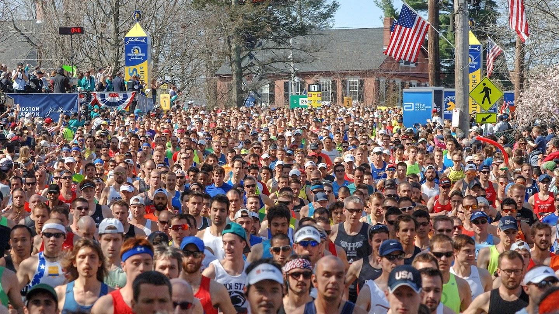 Watch Boston Marathon Preview Show live