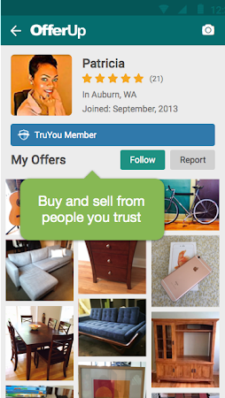 OfferUp - Buy. Sell. Offer Up 1.7.14 screenshot 113088