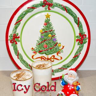 Christmas Recipe – Icy Cold Egg Nog.
