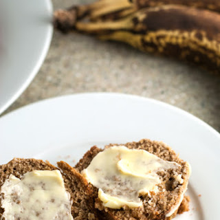 Healthy Brown Butter Banana Muffins
