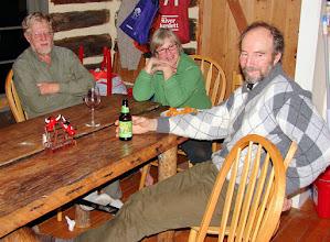 Photo: Bill, Linda, Rich