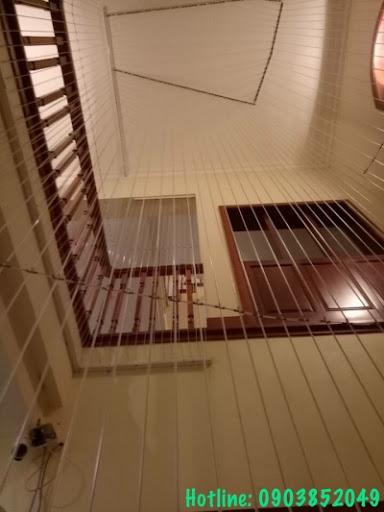 3 lí do sử dụng lưới chắn cầu thang cho gia đình có trẻ nhỏ từ 2-10 tuổi