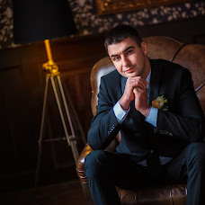 Wedding photographer Maksim Shkatulov (shkatulov). Photo of 24.12.2017