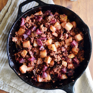 Classic New England Red Flannel Hash