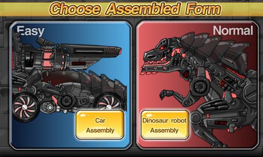 Terminator T-Rex - Dino Robot