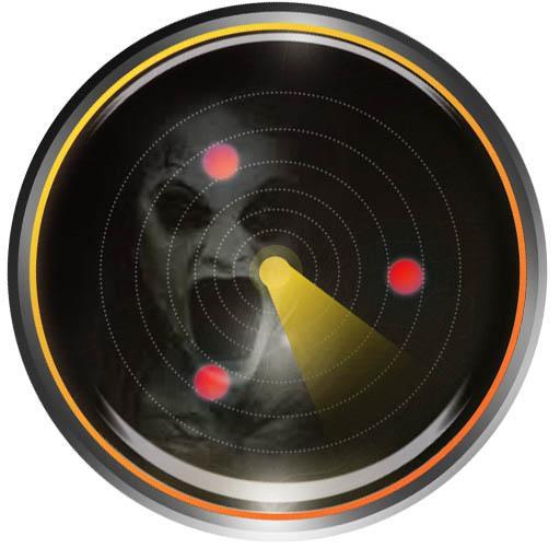 Ghost Detector - Halloween Ghost Prank