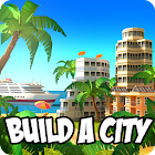 Paradise City: Island Sim - Bay City Building Game icon
