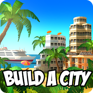City Island - Paradise Sim: Bay City Building Game for PC