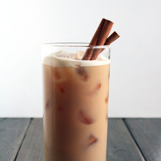 Vanilla Vodka Chai Tea