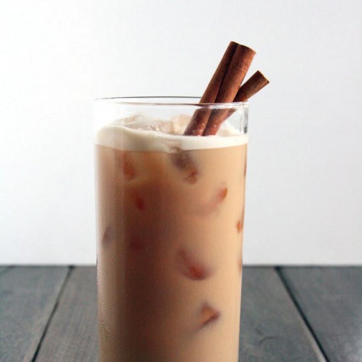 Vanilla Vodka Chai Tea