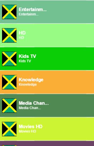 Jamaica TV Sat Info