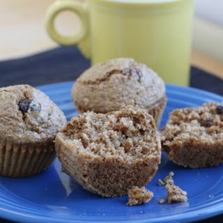 Wheat Bran Muffins With Raisins Recipes