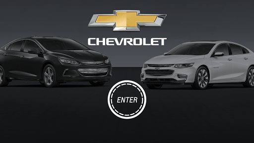 Chevy VR Showroom