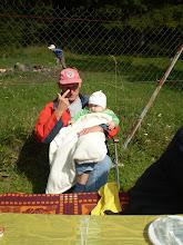 Photo: Najstarší a najmladší účastníci stretnutia ( 2 v jednom)