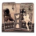 Smoke Girl Fairy Launcher Theme icon