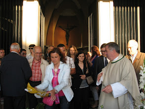 Photo: CELEBRAÇÃO DOS 40 ANOS DE VIDA SACERDOTAL DO NOSSO PÁROCO, PE. JOSÉ LOPES BAPTISTA – No dia 9 de julho