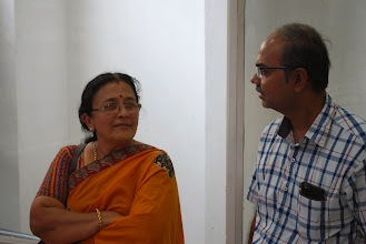 Photo: Shobha and Satish