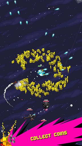 Wingy Shooters - Epic Battle in the Skies apkpoly screenshots 4