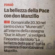 Photo: la Nuova di Venezia e Mestre (25.02.2015)
