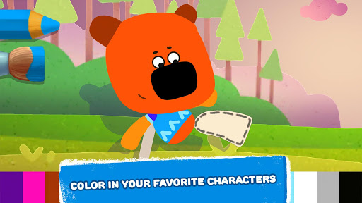 Be-be-bears: Early Learning apkpoly screenshots 4