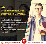 The best German Education Consultant in Delhi.